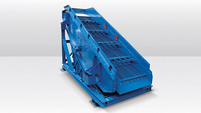 SPALECK Recycling waste screen